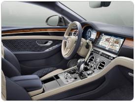 Bentley MIB2.5 High